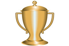 trophies Stock Foto