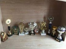 trophies Fotografie Stock