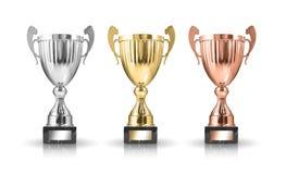 Trophies Stock Photos