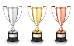 Trophies Royalty Free Stock Photos