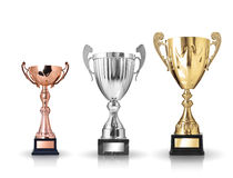 Trophies Stock Photos