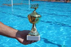 Trophy Royalty Free Stock Photography