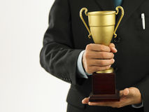 Trophy 3 Royalty Free Stock Photography