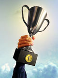 Trophy 4 Royalty Free Stock Photography