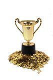 Trophy Stock Photo