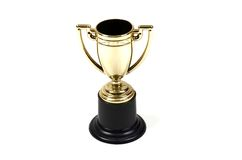 Trophy Royalty Free Stock Image