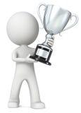 Trophy. Stock Photos