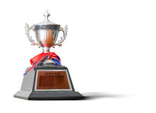 Trophy isolated Royalty Free Stock Photos