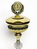 Trophy or medal isolated Royalty Free Stock Images