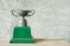 Trophy Royalty Free Stock Photo