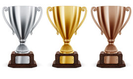Trophys Stock Photography