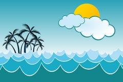 Tropic Royalty Free Stock Image