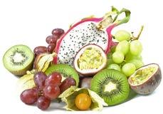 Tropic fruits Stock Photos