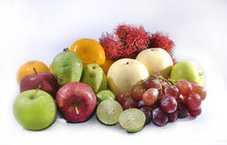 Tropic fruits Stock Image