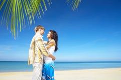 Tropic holiday Royalty Free Stock Photo
