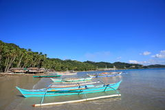 Tropic island Stock Image