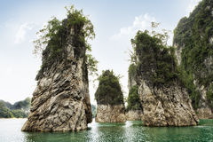 Tropic islands Stock Photo
