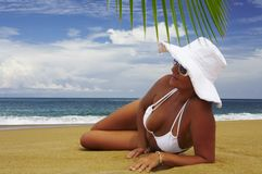 Free Tropic Lounging Stock Image - 3255671