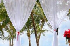 Tropic resort Stock Image