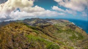 Tropic shore view Stock Image