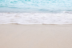 Tropic shore Royalty Free Stock Images