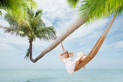 Tropic swing Stock Image