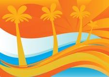 Tropical Imagens de Stock Royalty Free