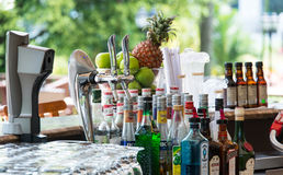 Tropical Bar Stock Photography