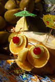 Tropical bar Royalty Free Stock Photography