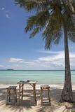 Tropical beach. Stock Photos