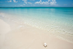 Tropical beach. Royalty Free Stock Photo