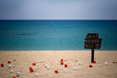 TROPICAL BEACH. Photo series.The ocean landscapes. The beginning the summer in Bulgaria.Fantazia-Flight to a bird.Red Sky.Black sea-Bulgaria-2008 It starts the royalty free stock images