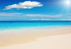 Tropical beach. Similan Islands, Andaman Sea,Thailand Royalty Free Stock Photos