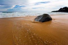 On the tropical beach Royalty Free Stock Photos