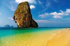Tropical beach. Andaman Sea, Thailand Royalty Free Stock Photo