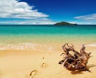 Tropical beach. Andaman Sea, Thailand Stock Photo