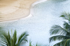 Tropical beach Royalty Free Stock Photography