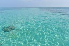Tropical beach, Andaman Sea Royalty Free Stock Photos