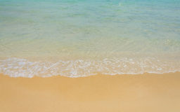 Tropical beach Andaman Sea Thailand. Stock Photo
