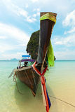 Tropical beach, Andaman Sea, Thailand Royalty Free Stock Photography