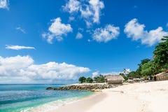 Tropical beach in Bali Royalty Free Stock Photo