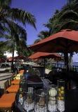 Tropical Beach Bar Royalty Free Stock Photography