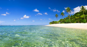 Tropical beach destination Outdoors Concept Stock Images