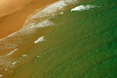 Tropical Beach - Fraser Island Royalty Free Stock Photo