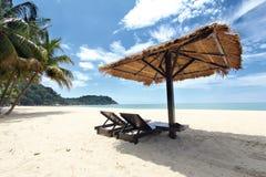 Tropical beach getaway - Series 3 Royalty Free Stock Photo