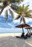 Tropical beach getaway - Series 2 Stock Photography