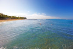 Tropical beach - Hawaii Stock Photography
