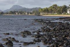 Tropical beach on Hawaii, USA. Stock Images