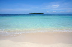 Tropical beach island Stock Photo