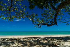 Tropical beach of Khao Lak Stock Photo